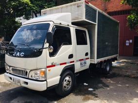 Jac Doble Cabina Camion 2015
