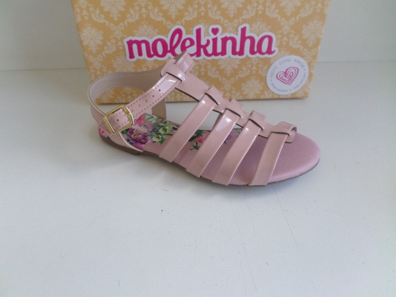 Sandália Infantil Molekinha Ref-2308.104
