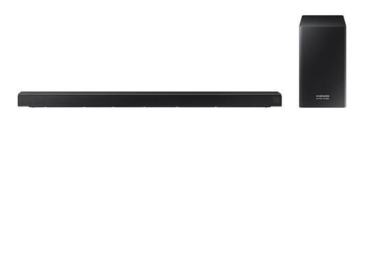 Soundbar Samsung 5.1 360w Subwoofer Sem Fio Hw-q60r/zd