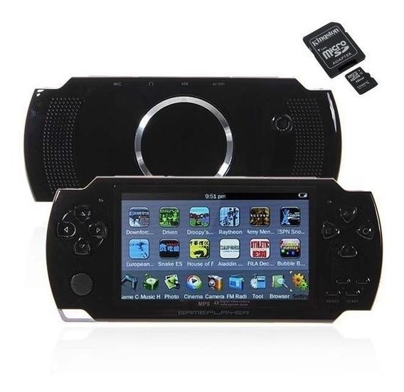 Video Game Portatil P3000 Jogos Musicas Videos Livros