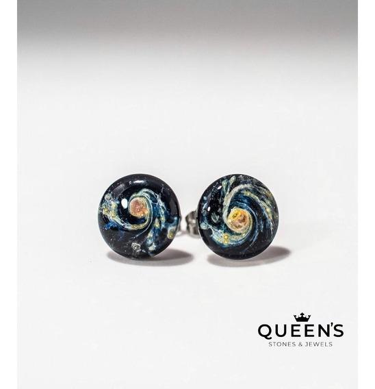 Aretes Galaxie Colección Universe Queen
