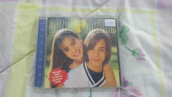 Cd Sandy E Junior Sonho Azul Edição Especial 1997