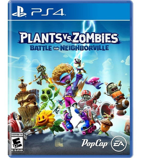 Plants Vs Zombies 3 Battle For Neighborville Ps4 Disponible!
