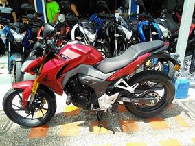 Honda Cb 190 R Modelo 2017 $ 7.380.000 Traspaso Incluido