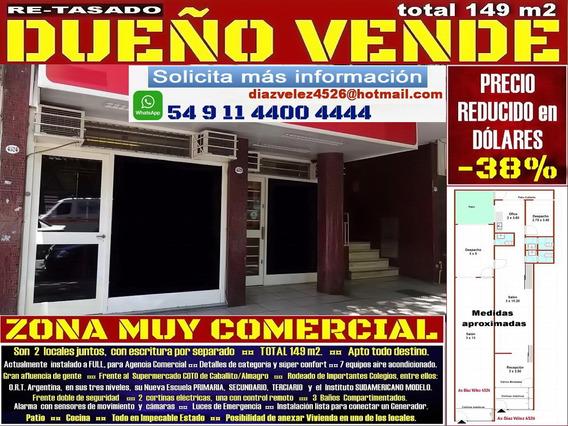 Caballito - Pque Centenario S/avenida Dueño Vende Re-tasado