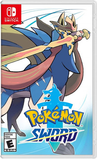 Pokemon Espada Sword Nintendo Switch. Entrega Inmediata