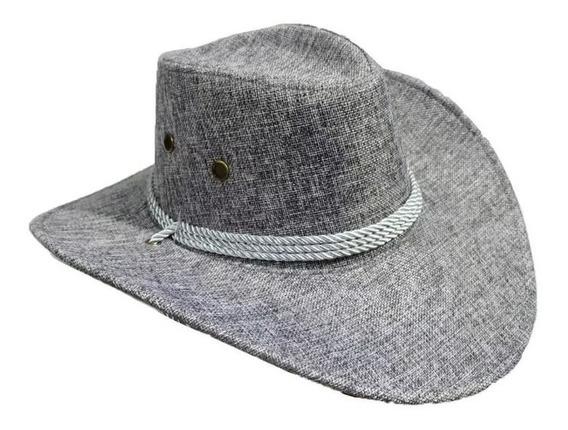 Sombrero Vaquero Texano Llanero Norteño Unisex