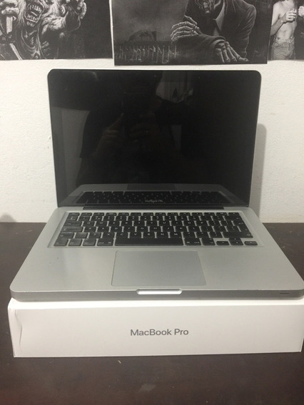 Macbook Pro 2,7 Ghz Intel Core I7, 10gb Ram, 500gb Hd (2011)