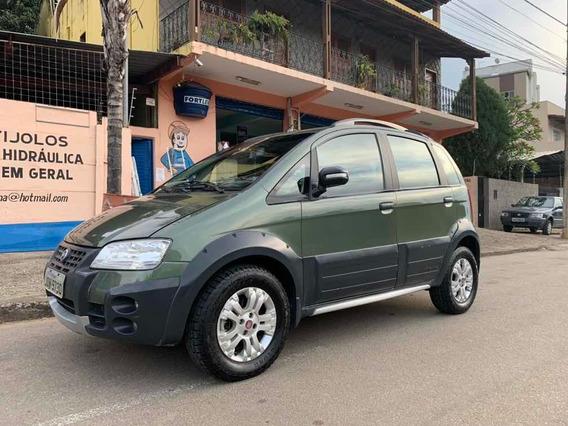 Fiat Idea 2008 1.8 Adventure Flex 5p