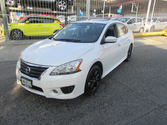 Nissan Sentra 2013 Sr Ta