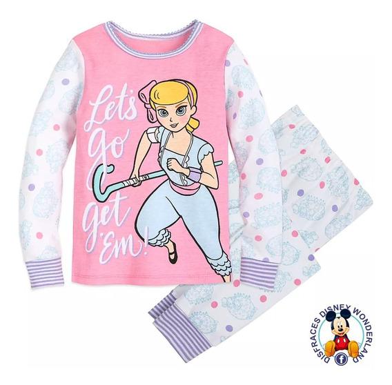Pijama Bo Peep Disney Store Original Niñas