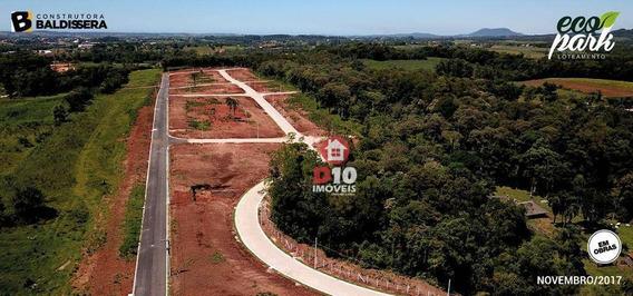 Terreno À Venda, 415 M² - Centro - Içara/sc - Te0317