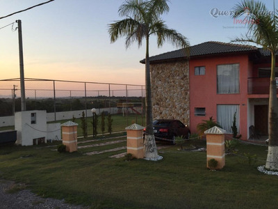 Sobrado Rural À Venda, Condominio Ninho Verde, Porangaba. - Codigo: So0052 - So0052