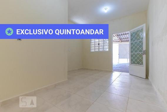 Casa Com 1 Dormitório E 1 Garagem - Id: 892989814 - 289814