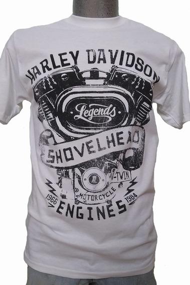 Playera Harley Davidson Legends