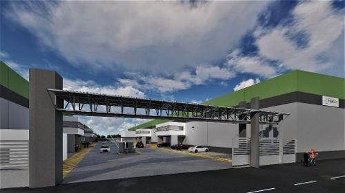 Venta De Bodega En Parque Industrial Cerca Del Aeropuerto Del Norte