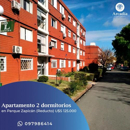 Venta Apartamento En Reducto (parque Zapicán)