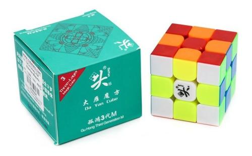 Cubo Magico Dayan Guhong V3 M Tipo Rubik Speed Cubing Juego