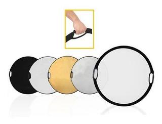 Cowboystudio 43 Photo Photo Portable Grip Reflector 5-en-1