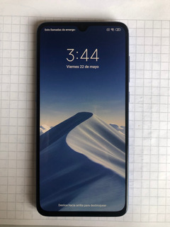 Xiaomi Mi 9 Mi9 6ram /64 Gb Nuevo Sin Cargador