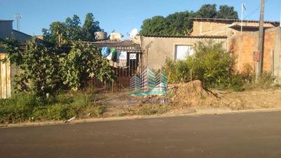 Terreno À Venda, 400 M² Por R$ 190.000 - Loteamento Adventista Campineiro - Hortolândia/sp - Te0145