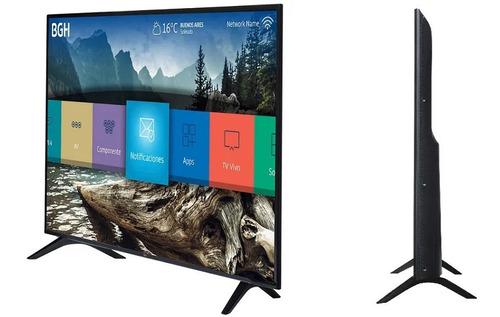 Smart Led Tv Bgh 50 4k B5020uk6 Uhd Tda Netflix Youtube Apps