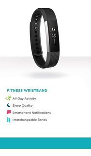 Pulseira Smartband Fitbit Alta Fitness Tracker - Preta - G