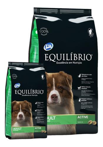 Comida Perro Adulto Equilibrio 18 Kg + Envío Gratis!