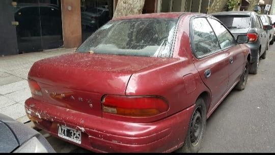 Subaru Impreza 1.6 Gl 1996