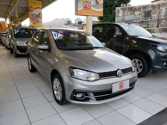Volkswagen Voyage 1.6 Msi Totalflex Highline 4p Manual