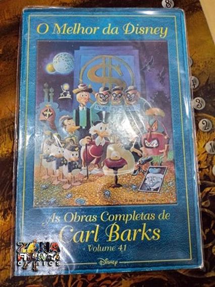 O Melhor Da Disney As Obras Completas De Carl Barks Abril