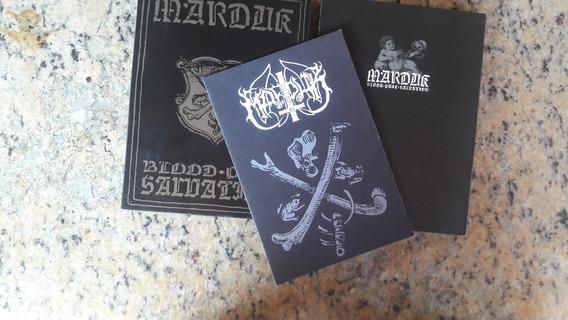 Marduk - Blood Pure Salvation - Dvd Duplo Importado.