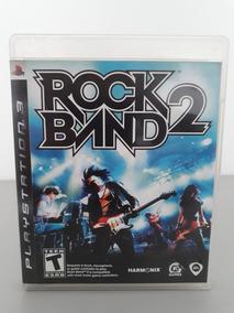 Rock Band 2 - Ps3 - Original - Completo