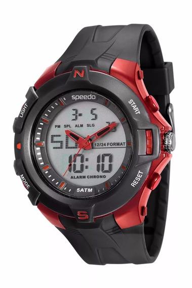 Relógio De Pulso Masculino Speedo 81136g0evnp1