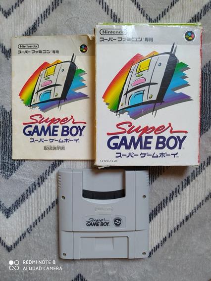 Super Game Boy Frete 15 Reais