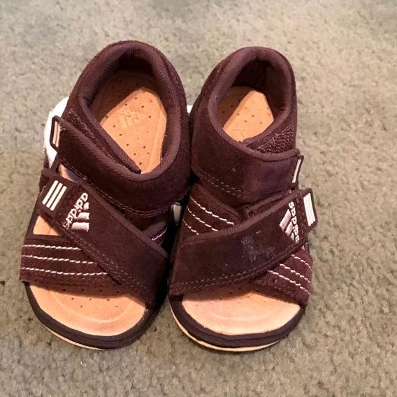 Sandalias adidas Kids Talle 20 Importadas Impecables