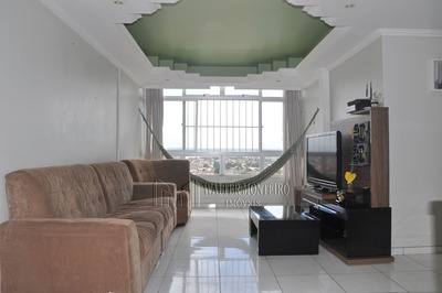 Apartamento 103m², 3 Quartos, Prado, Maceió - Wma361