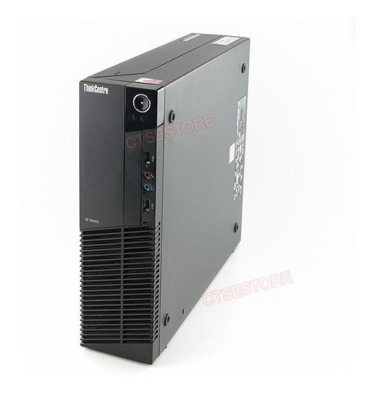 Cpu I5 3.2 Lenovo 4gb Ssd 120 Semi Nova