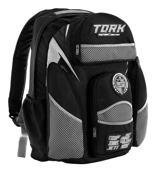 Mochila Pro Tork Factory Edition Cinza Notebook 15 14