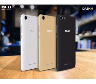 Celular Smartphone Blu Dash M Dual Sim Android V5.1 Lollipop
