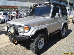 Toyota Macho Lx Aniversario 4x4 - Sincronico