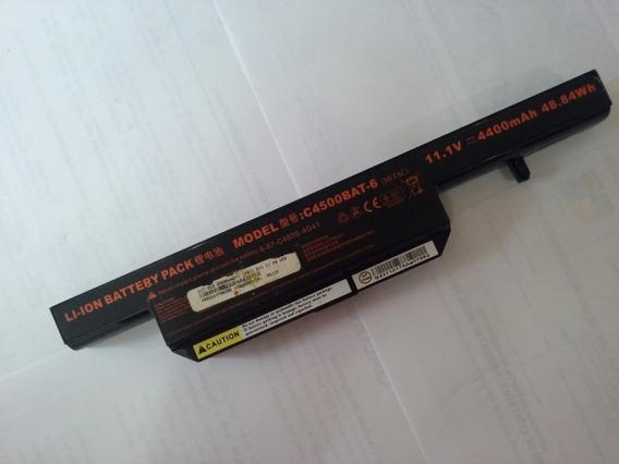 Bateria Itautec Infoway W7535 C4500bat-6 - Defeito - 13142