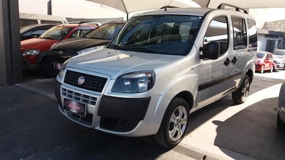 Fiat Doblo 1.8 Essence 7l Flex 5p 2019 Zero De Entrada