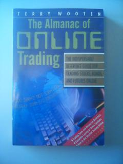Libro The Almanac Of Online Trading Stocks Terry Inglés