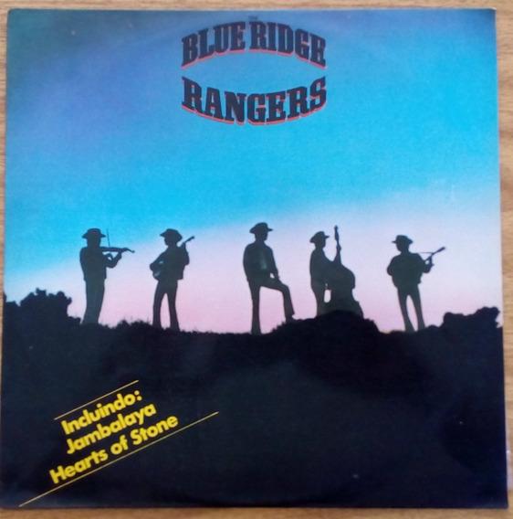 Lp Blue Rider Rangers 1979 John Forget Creedence