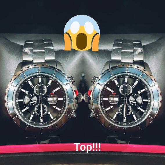 Relógio Technos Ceramic
