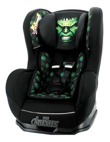 Cadeira Auto Marvel Hulk Primo Sp Reclinável - 0 A 25 Kg
