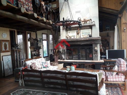 Chacra Con Casa En Barrio Privado, En Venta!- Ref: 1703
