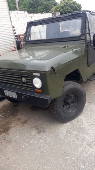 Jeep Engesa Motor Mwm 226, Diesel, 4x4, Ano 1985, Topppp