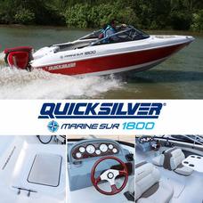 Lancha Quicksilver Marine Sur 1800